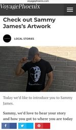 Sammy James Studio