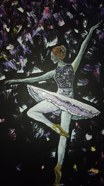 Tiny Dancer - Mountain View Art and Photography