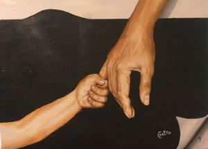 Daddy Don't Go - Welcome to Holyhandsproductions Gallery on ARTPAL