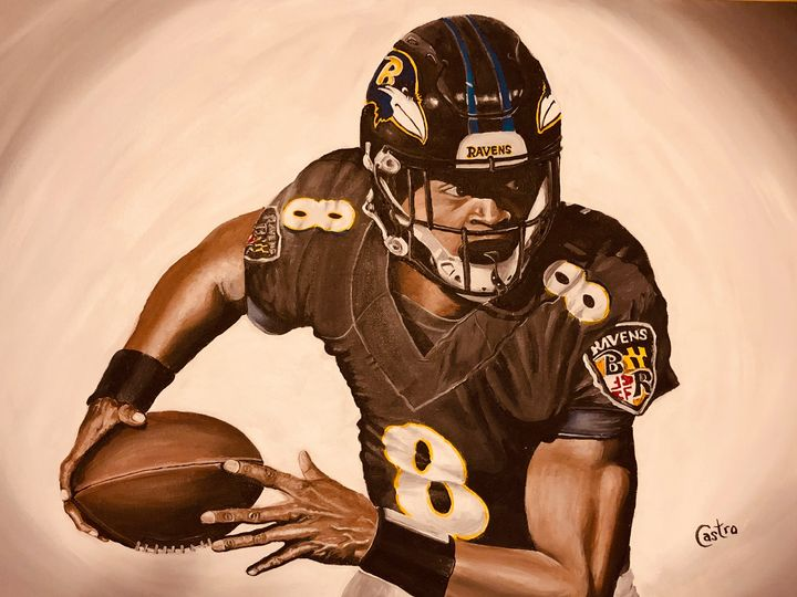 Football Player Jackson - Welcome to Holyhandsproductions Gallery on ARTPAL
