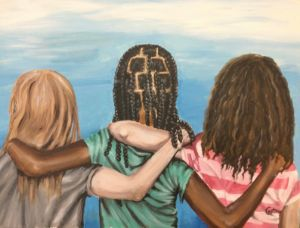 Friendship is from the heart - Welcome to Holyhandsproductions Gallery on ARTPAL
