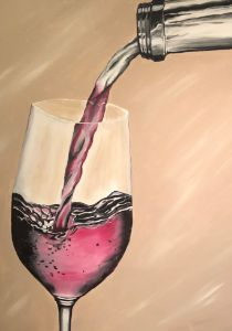 Turning water into wine - Welcome to Holyhandsproductions Gallery on ARTPAL