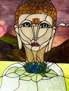 The Awaken Buddha - Aldina Rubino