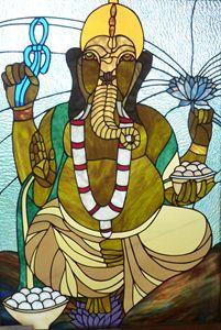 Ganesha - Aldina Rubino