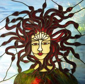 Medusa - Aldina Rubino