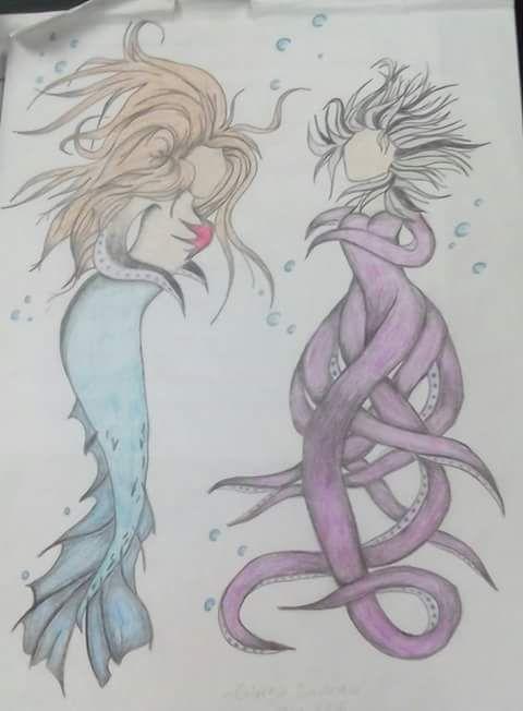 mermaid - Giorgia Gausepohl
