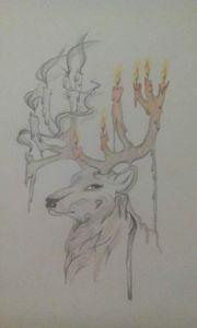 melting elk