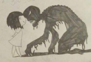 childhood demon