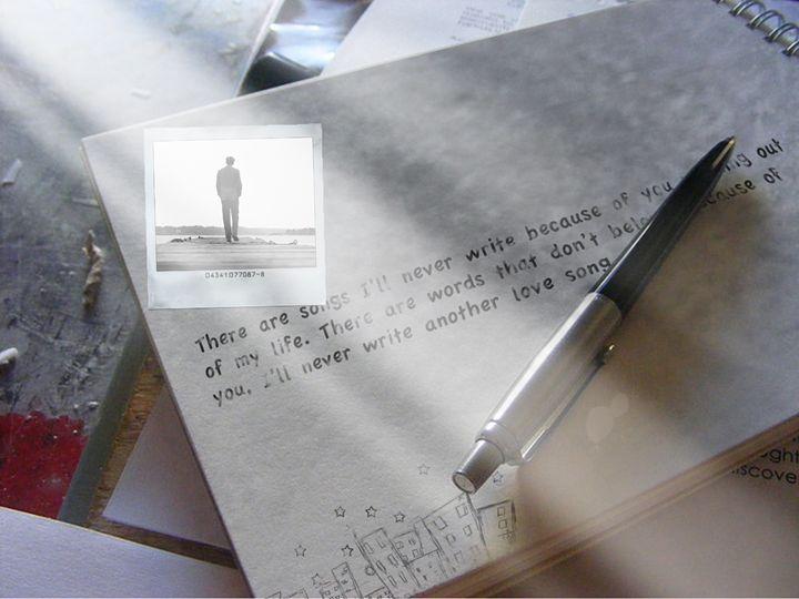 Never Write - Drew's Online Graphics Gallery
