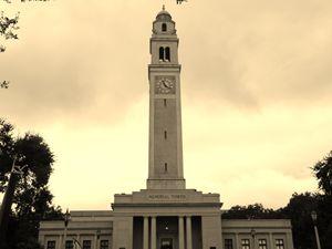 Memorial Tower LSU