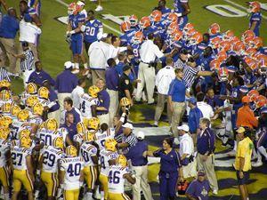 LSU Vs. Florida 2010 Pregame
