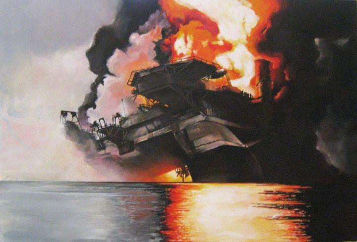 Deep Water Horizon - Jeff Dywelska
