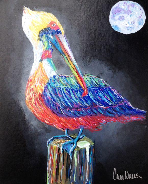 Paul the Pelican - Cameron Walls