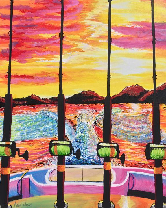 Let's Go Fishing - Cameron Walls