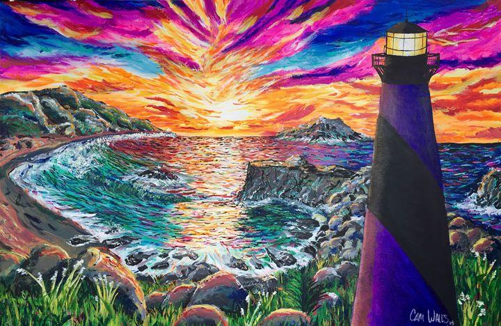 Lighthouse Cove - Cameron Walls