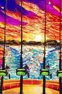 Going Fishing - Cameron Walls