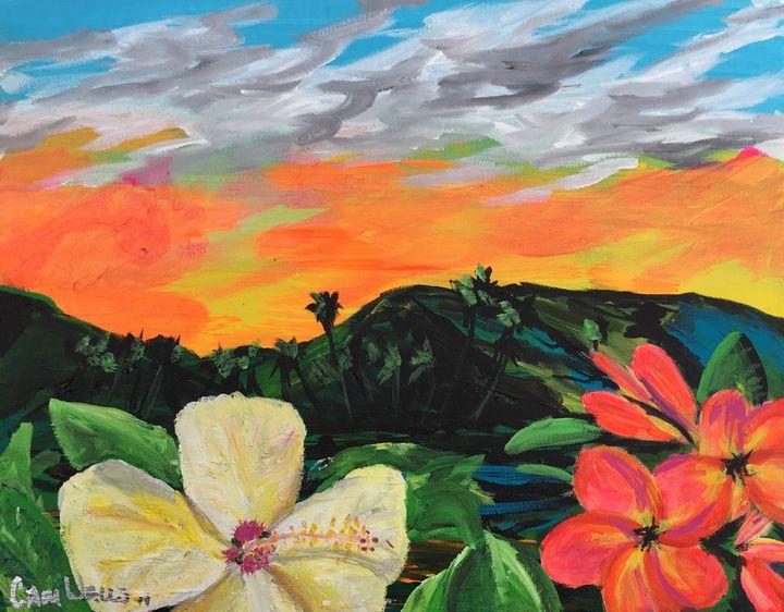 Wild Flowers - CamWallsArt