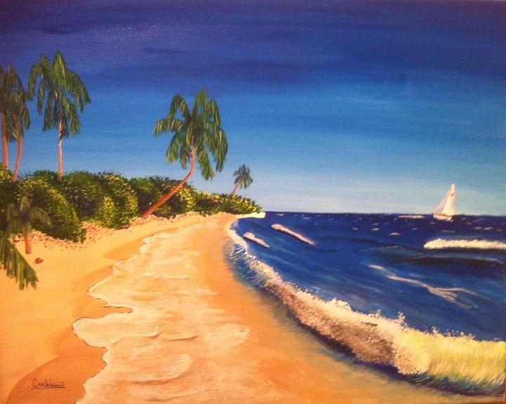 Caribbean Cruise - CamWallsArt