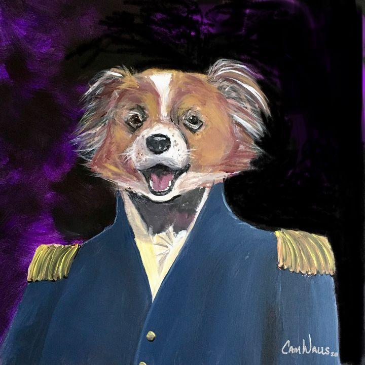 Captain Petey - CamWallsArt