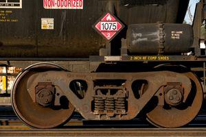 Railroad, Oroville, CA