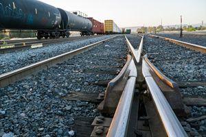 Railroad, Oroville, California