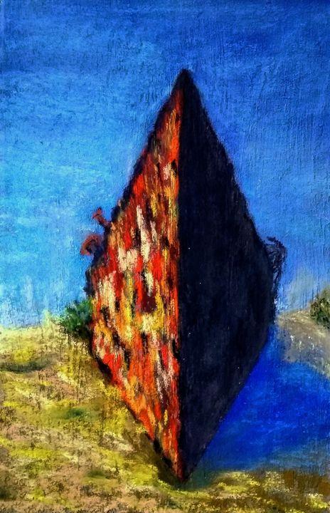 Blue shadow - Anjali Dixit Sharma