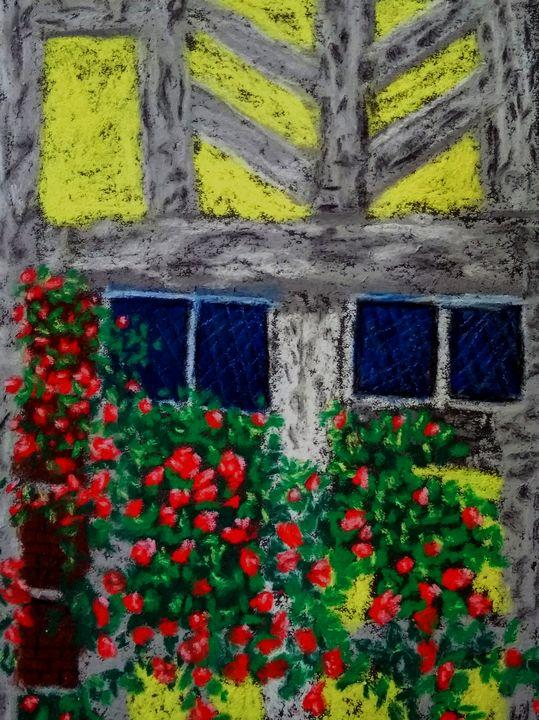 The wall - Anjali Dixit Sharma