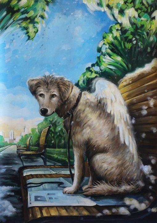 All dogs go to heaven - Natvorilka