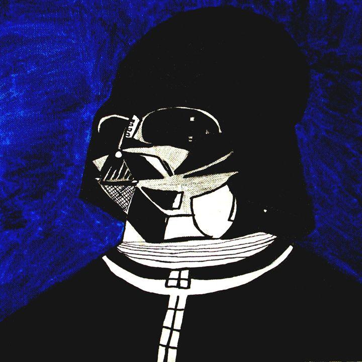 Darth Vader - Buddha's Art Shop