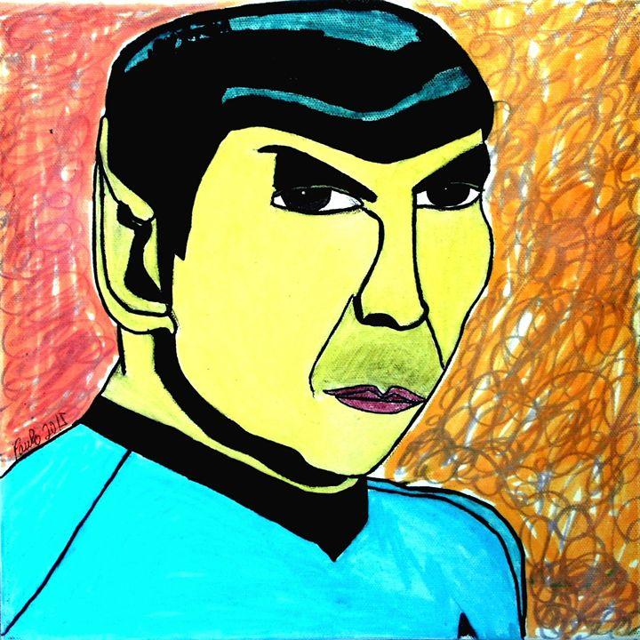 Mr. Spock - Buddha's Art Shop