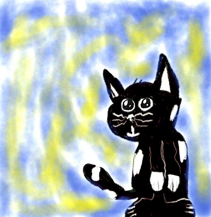 Kitty Kitty - Buddha's Art Shop