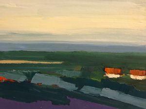 Original Impressionism oil painting