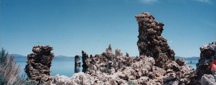 Mono Lake Amidst its Tufas - Nina La Marca Artistic Photography