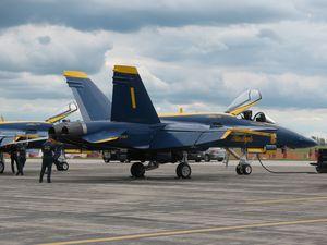 Blue Angels Flight Preparation