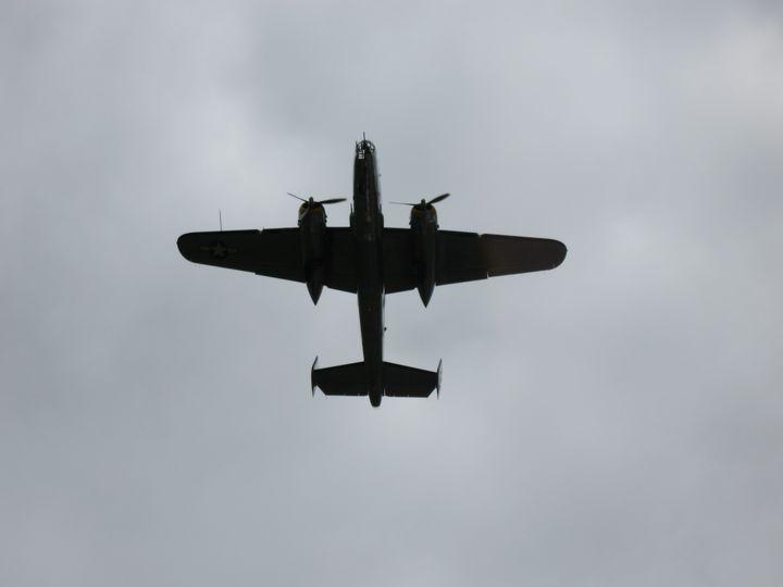 Lancaster Bomber - Collectors Art from N. La Marca