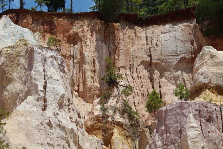 Back Canyon - Nina La Marca, Artist's Photography on Artpal