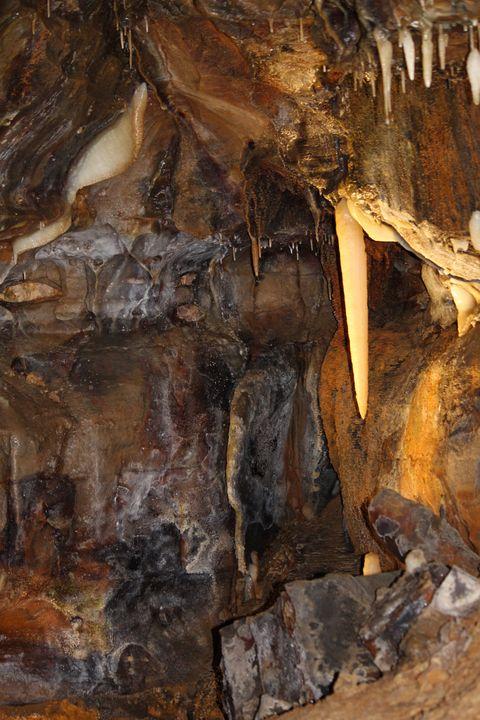 Colorful Manganese Cavern - Nina La Marca Artistic Photography