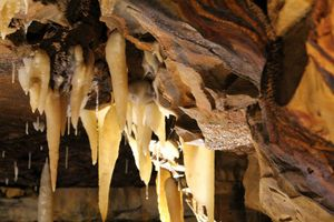 Spectacular Cavern - Nina La Marca Artistic Photography