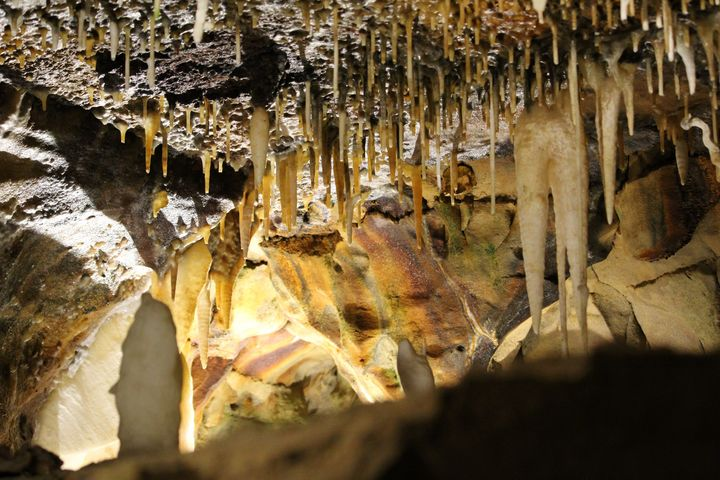 Cavern Splendor - Nina La Marca Artistic Photography