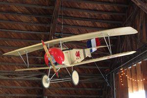 Nieuport 17 WWI Bi-Plane 1914