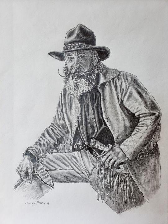 Man from Oklahoma - Suzan Hennen