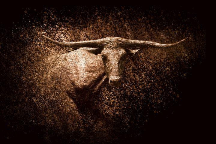 Texas Longhorn: Desert Burn - Zieraoh