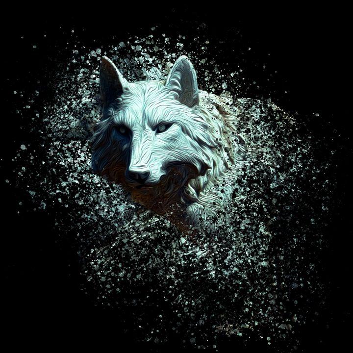The White Wolf - Zieraoh