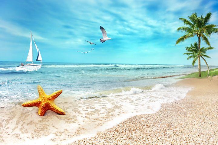 Sea and Sand - wwyeeart
