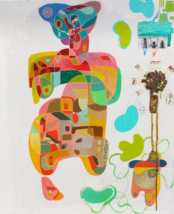 gummo bear - Boylo Art