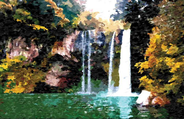 Waterfall - Babakish