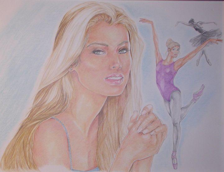 "kavatova ""Beautiful Katarina - Julienne Johnstone B.F.A."