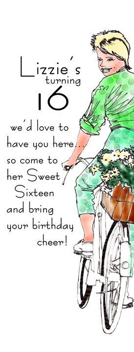 Sweet 16 - Julienne Johnstone B.F.A.