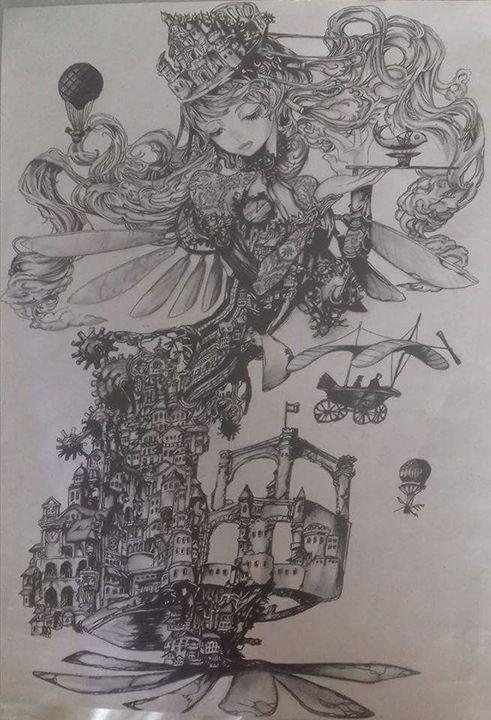 Illustration - Lavinia's Art