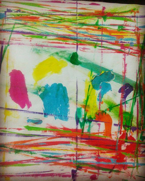 Abstract - Wisha Art Gallery